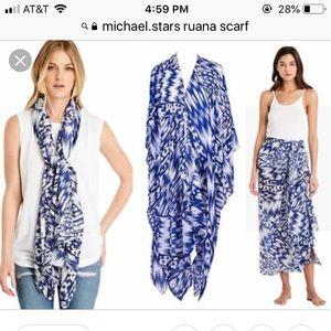 Michael Stars Tops - Michael Stars Ruana scarf wrap sarong swim coverup